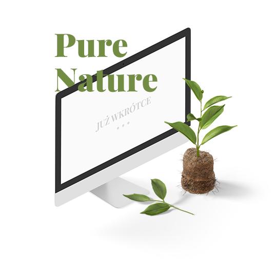 Zaproszenia ślubne - motyw Pure Nature